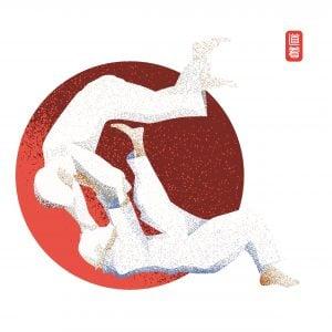 Tomoe-Nage lune