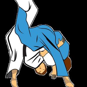 Uchi-Mata en vue arrière
